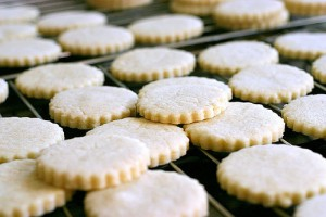 Нежное печенье замешанное на сметане