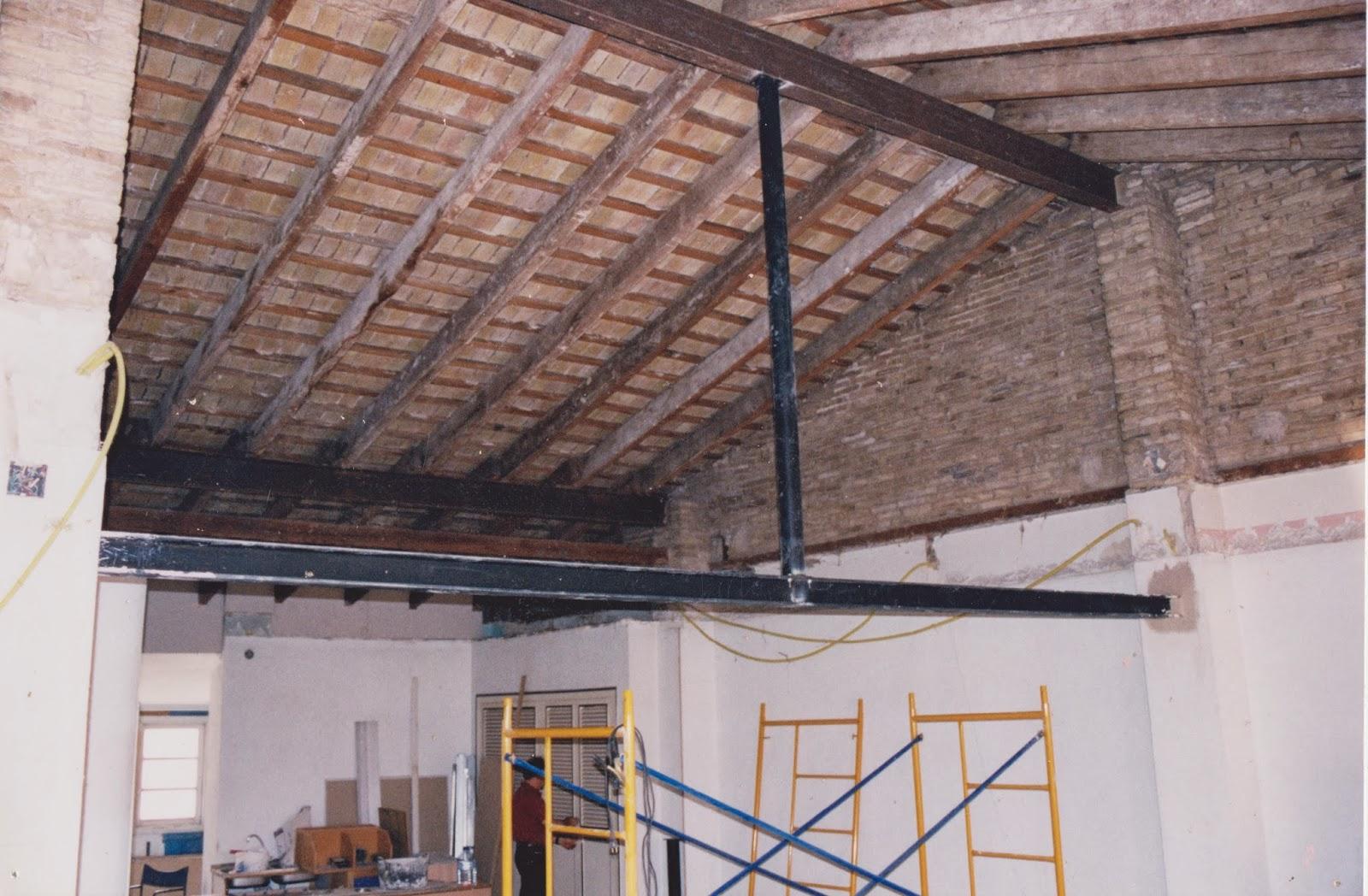 Pepe granell loft obra carpinter a y muebles a medida 2004 for Muebles de derribo