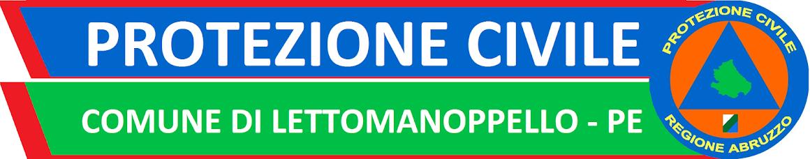 """Gruppo Comunale """"Protezione Civile Lettomanoppello"""""""
