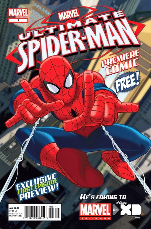 Ultimate Homem Aranha Dublado 04