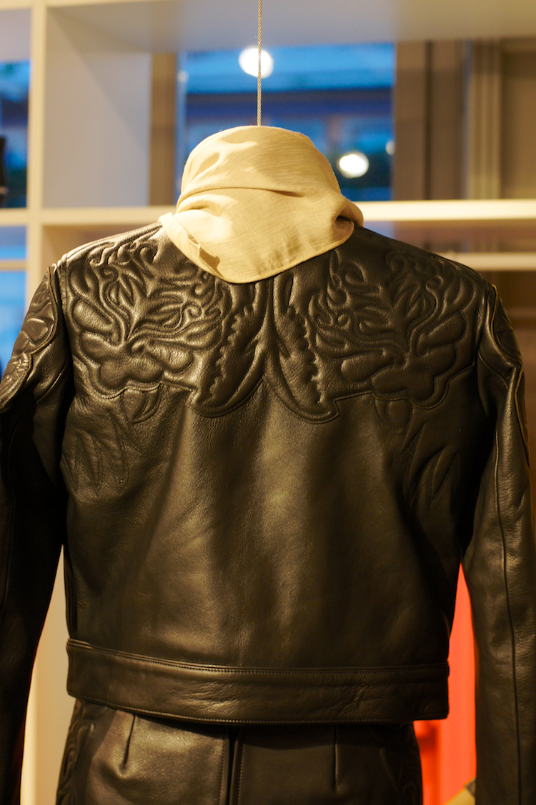 H&amp;M leather jacket