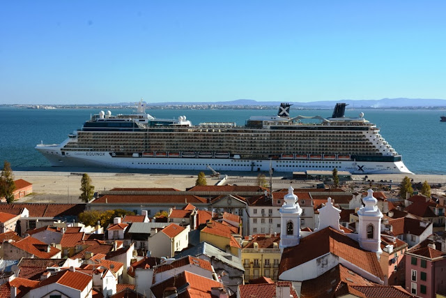 Celebrity Equinox Lisbon