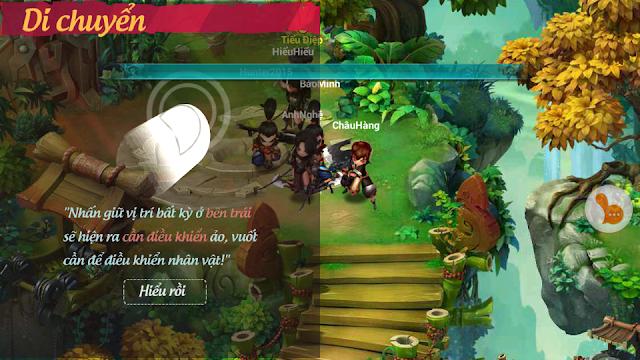 Hướng dẫn đăng ký tài khoản game Lãng Khách miễn phí