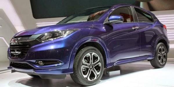Spesifikasi Honda HR-V 1.8L CVT Prestige