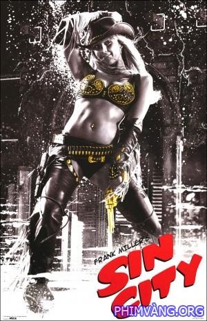 Thành Phố Tội Lỗi - Sin City (2005)