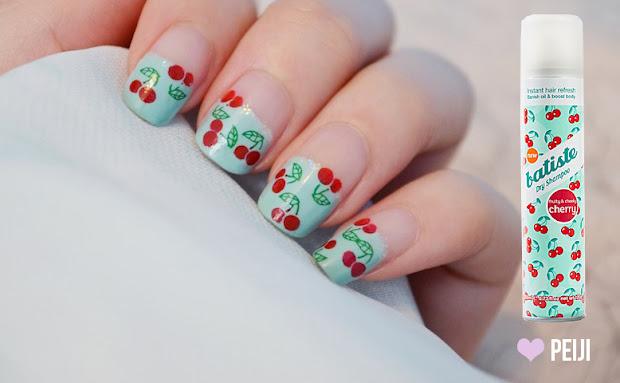 l u t cherry nail