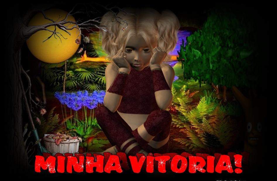 MINHA VITORIA!