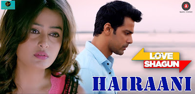 Hairaani lyrics and Video