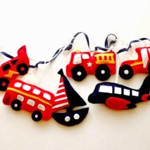 Buy Handmade | Christmas Gift Guide For Children - Vehicle Fairy Lights