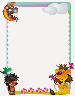 Caratulas para niños de kinder- Caratulas infantiles