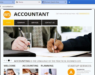 Dijual Domain Accountant.ws