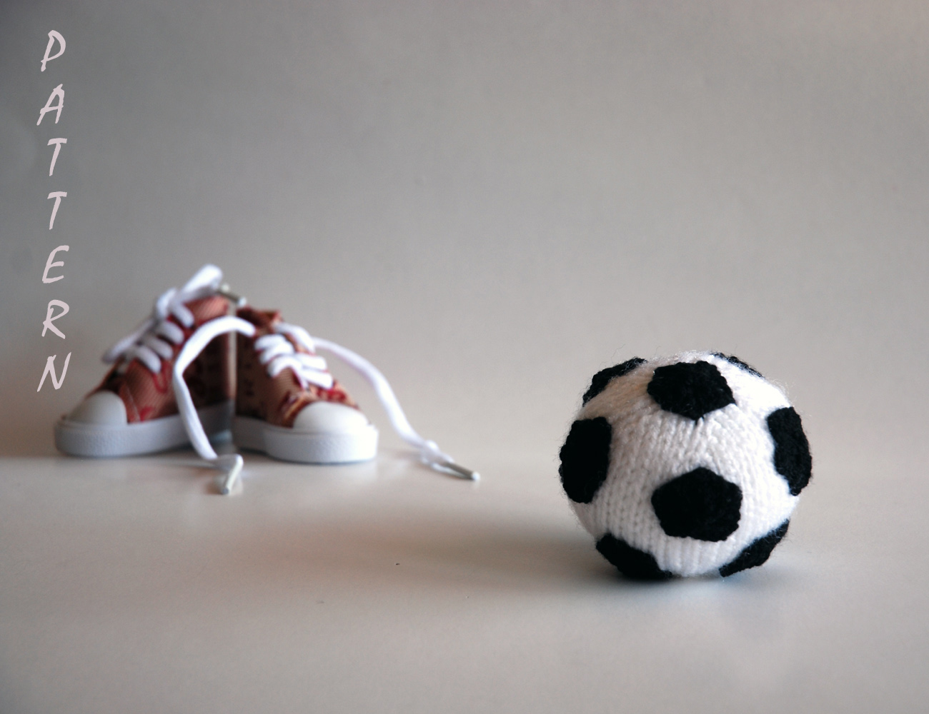 Denizas Knitted Toys Patterns Ball For Football