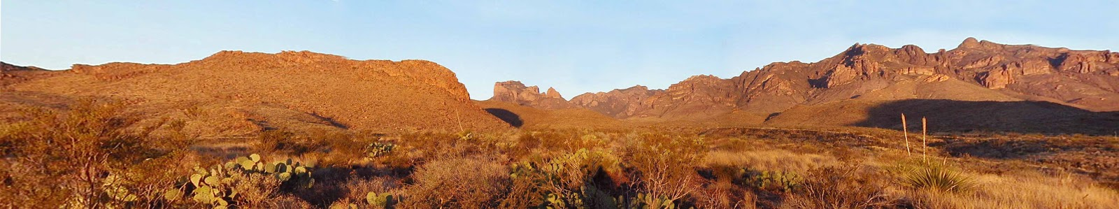 Big Pine Canyon, Big Bend National Park - Source: National Park Service