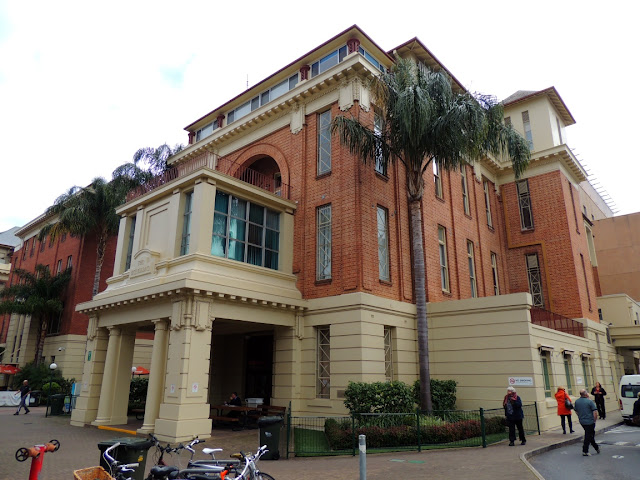 royal adelaide hospital, heritage, adelaide, botanic gardens, rah, bice