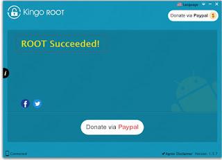 Root dan Unroot Android dengan Kingo ROOT