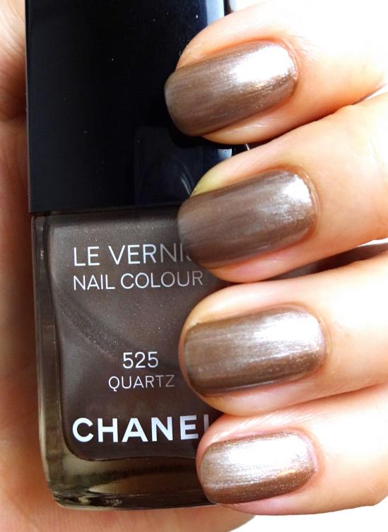 Chanel Le Vernis 525 Quartz swatch