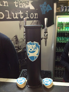 Brew Dog at craft beer rising