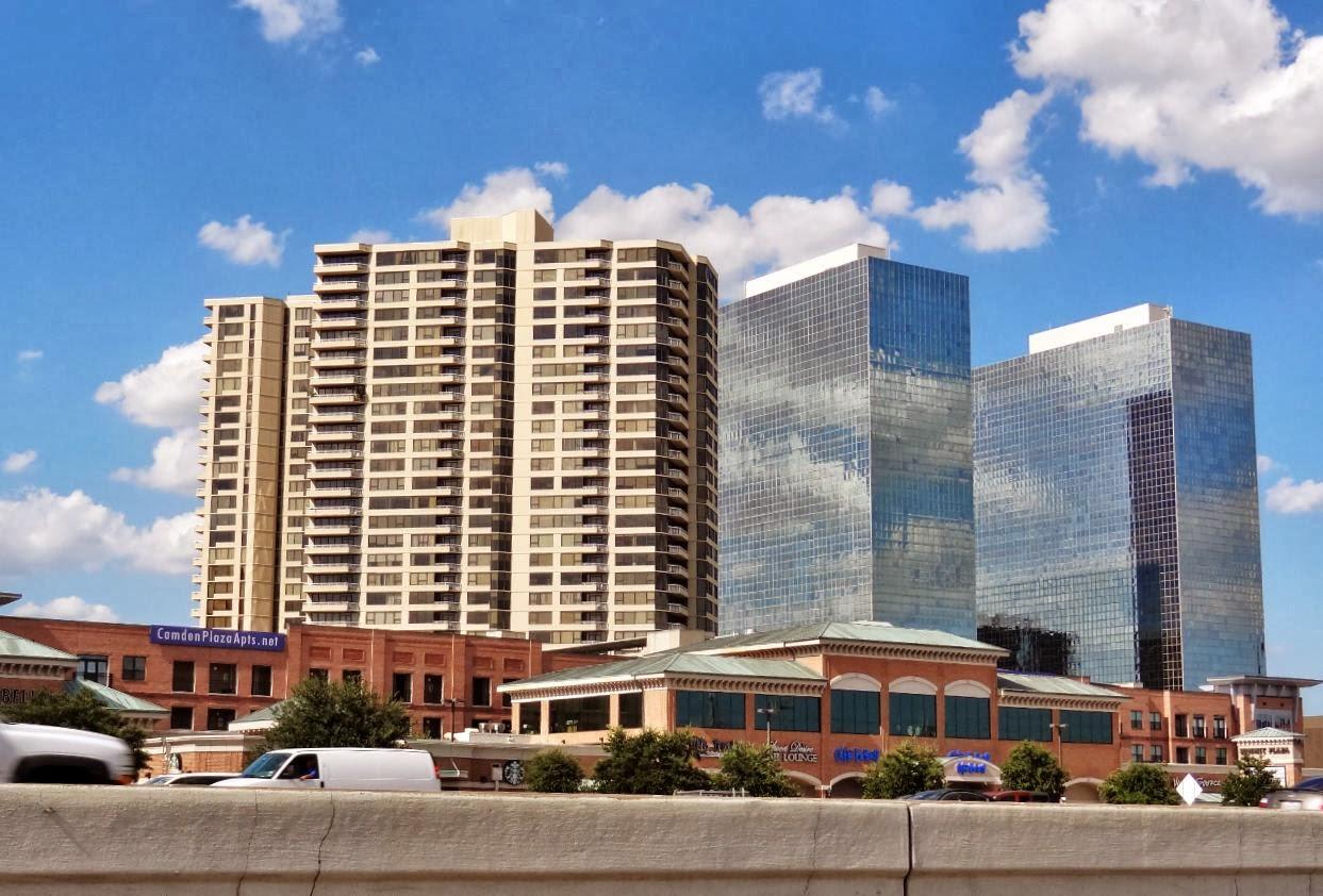 Camden Plaza Houston In Pics