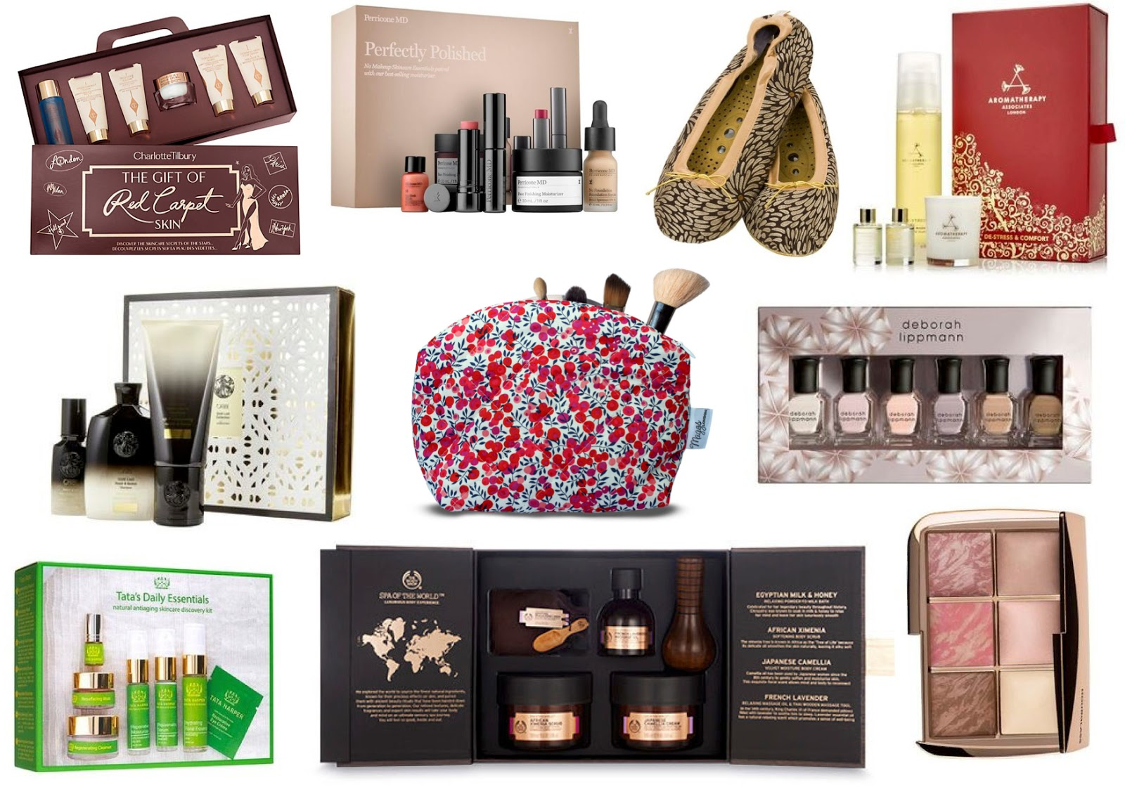 Cruelty Free Christmas Beauty Gift Guide: Luxury Gifts | Jessica ...