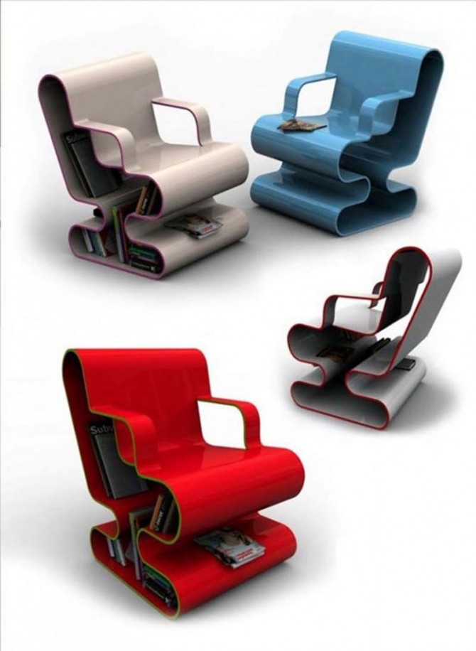 Modern Lounge Chair Furniture Designs Trend ~ Living Room Furniture