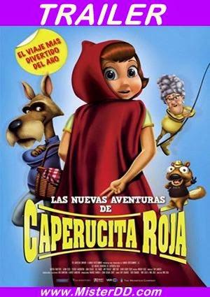 Las nuevas aventuras de la Caperucita Roja (2011) [TRAILER]
