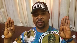 MC Oluomo surfaces alive with Fuji musician, Taye Currency [VIDEO]