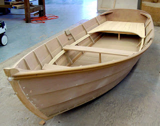 plywood skiff plans