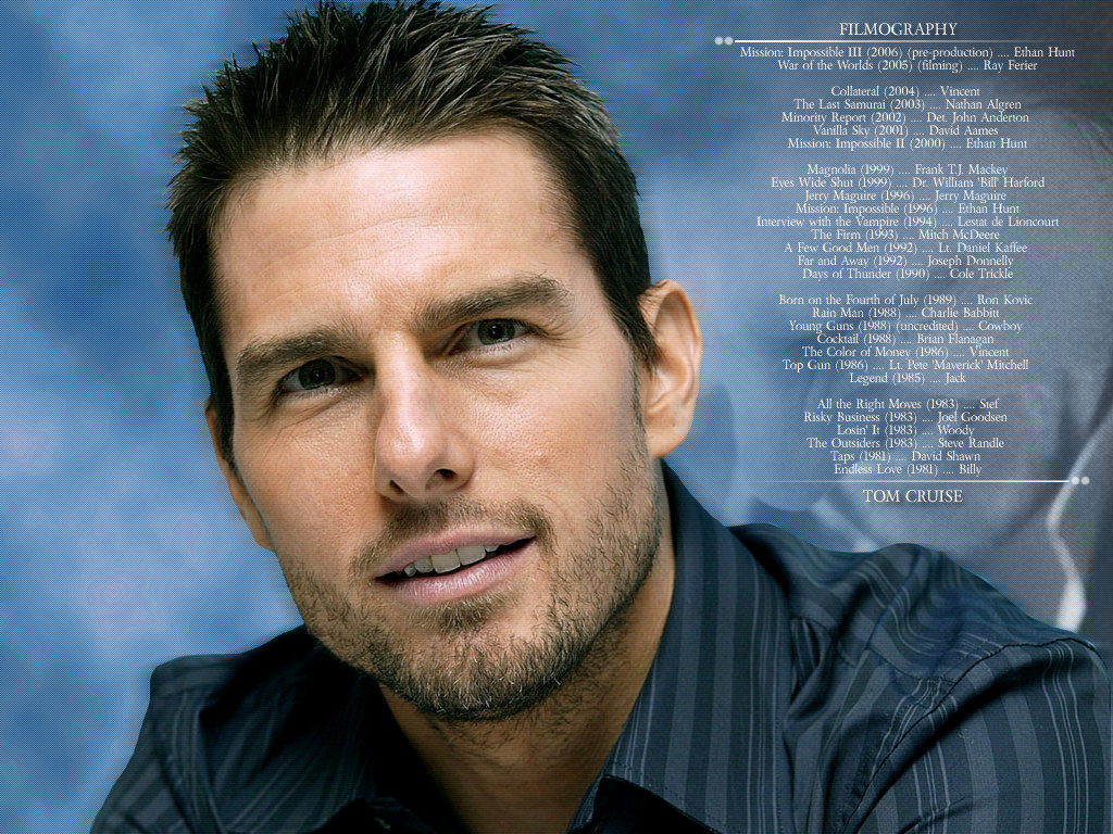Tom Cruise Hd Wallpapers High Definition Free Background