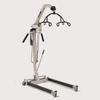 Hoyer Deluxe Power Patient Lift
