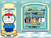 thời trang Doremon, chơi game thoi trang hoạt hình doremon hay