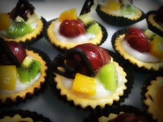 kue pai buah mini