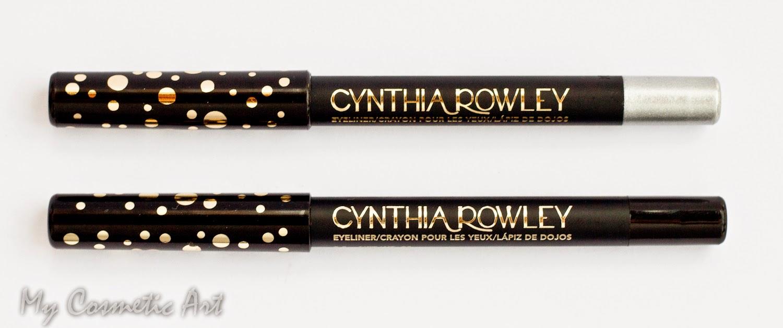 Lápices de ojos de Cynthia Rowley.