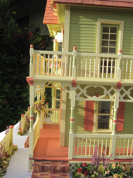 dollhouses robin carey