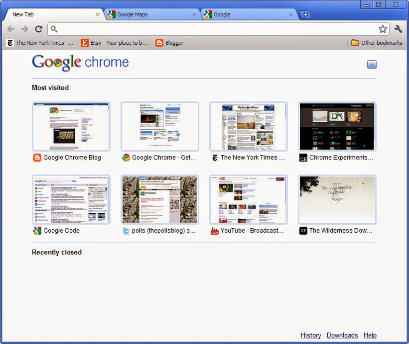 Google Chrome, il browser migliore del 2014