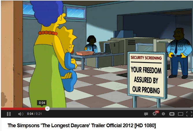 Watch The Simpsons Oscar-Nominated Short Maggie Simpson In: The ...