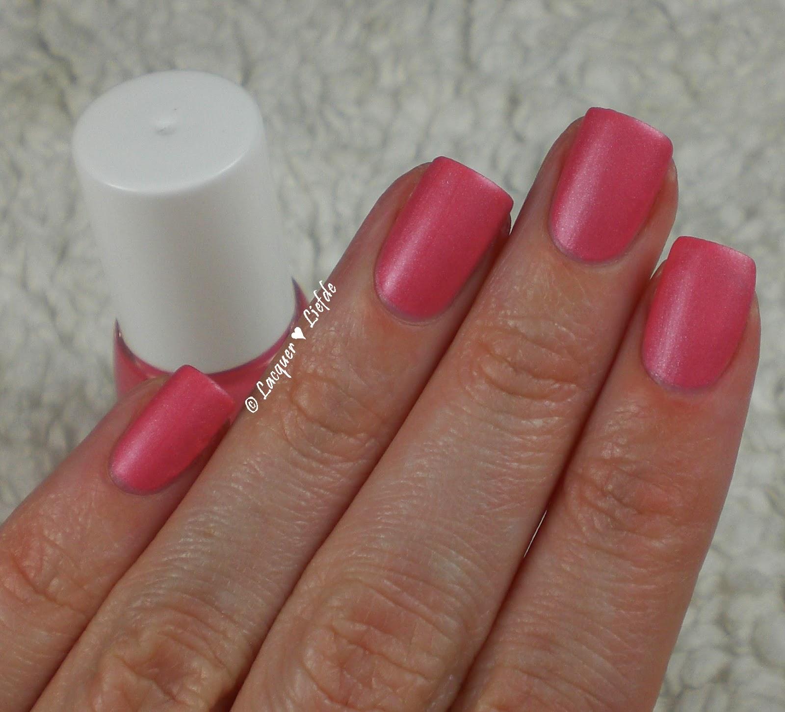 essence - brit - tea - pink to go