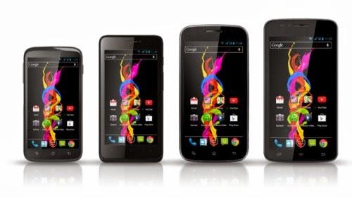 Nuovi modelli smarpthone e tablet con supporto dual sim della serie Titanium in arrivo nel 2013 da parte di Archos