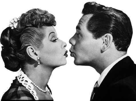 about lucille ball and desi arnaz relationship