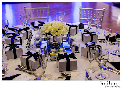 Modern Black and White Wedding l Theilen Photo l Atlantis Reno l Take the Cake Event Planning