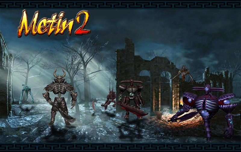 metin2 server online oyunu!