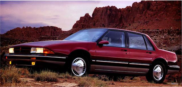 ポンティアック・ボンネビル 8-9代目 | Pontiac Bonneville (1987-99)