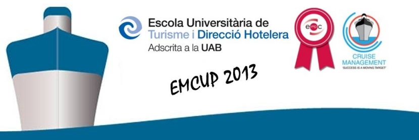 EMCUP 2013 - EUTDH UAB