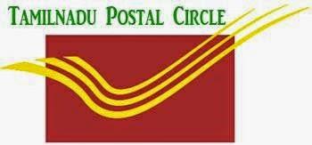 Tamil Nadu Postal Circle Vacancy 2014