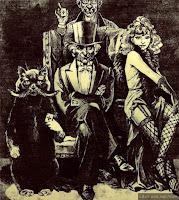svita-Volanda-Master-i-Margarita-Bulgakov-opisanie