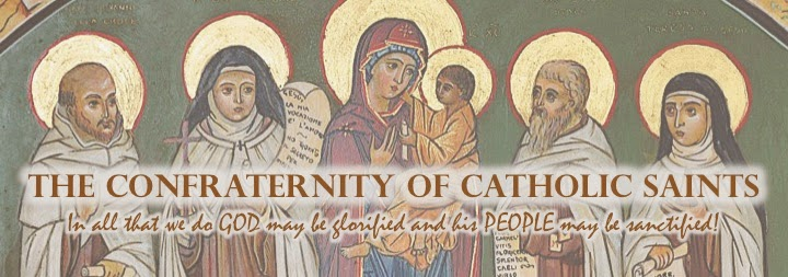 The Confraternity of Catholic Saints