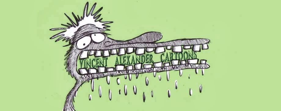 Vincent Alexander Cartoons