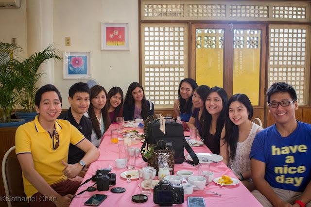 Block 12 in Waway's Restaurant, Legazpi