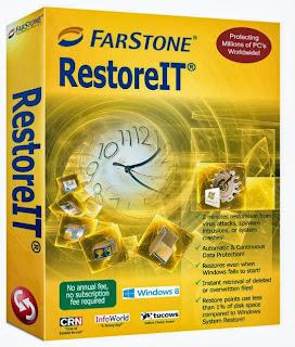 تحميل برنامج حذف الفيروسات واصلاح مشاكلها download farstone restoreit
