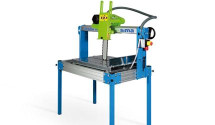 Máy cưa cắt vật liệu xây dựng Spada Mekano