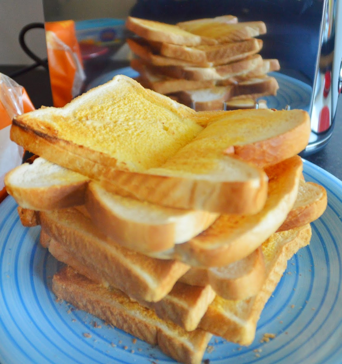 Breville Warburtons Toaster